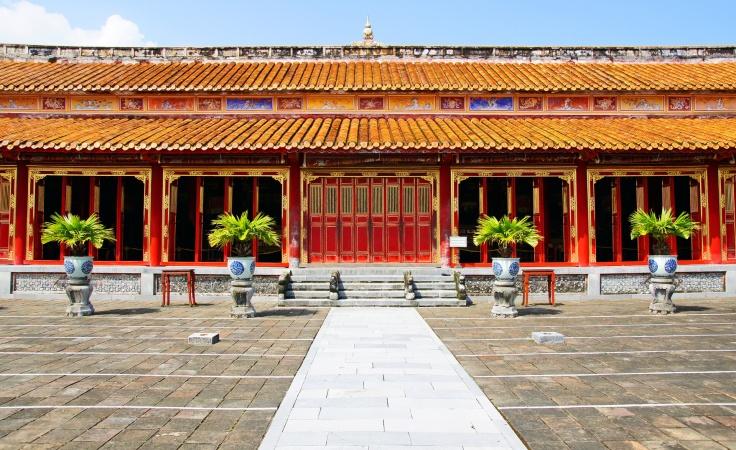 palais de Hu
