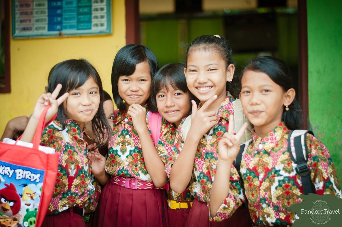 Anak - Aide aux Enfants d'Indonésie