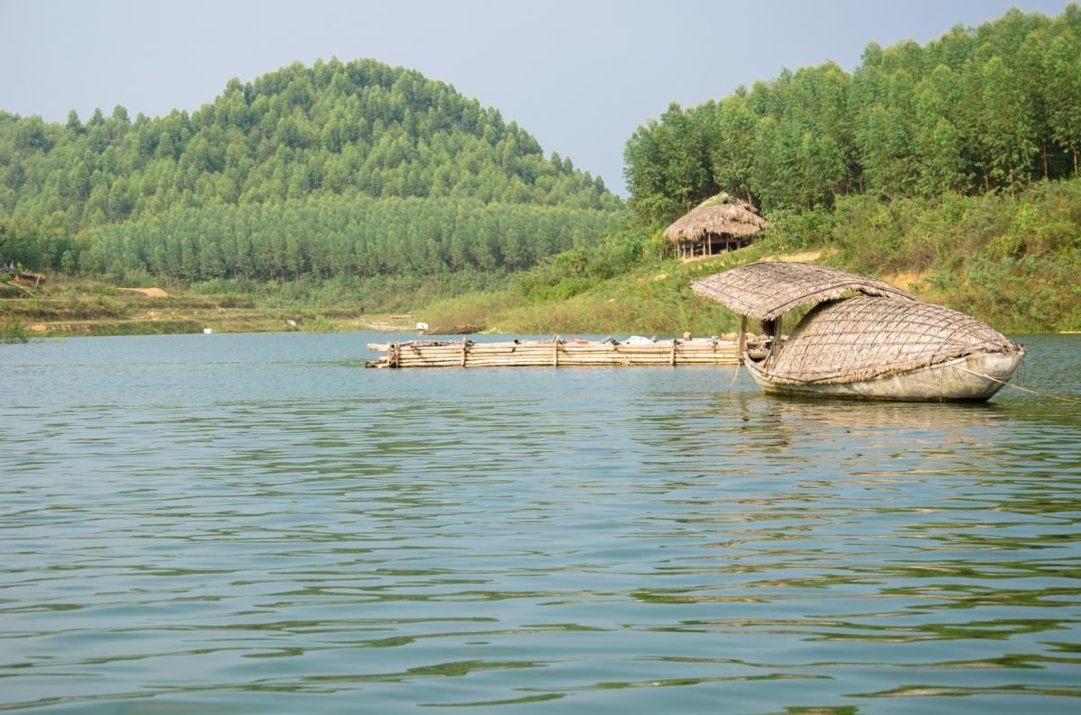 La Baie d'Ha Long de la Montagne : Thac Ba
